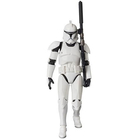 Figure Trooper Wars medicom mafex no 041 wars clone trooper figure