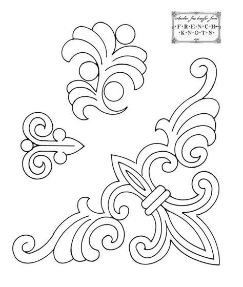 printable quilting stencils 1000 images about flor de lis on pinterest folk art