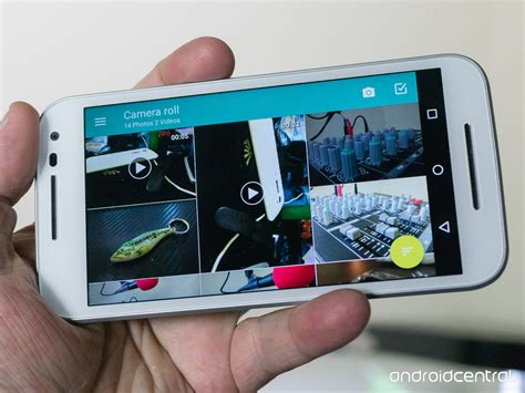 moto g app motorola gallery on the moto g 2015 android central