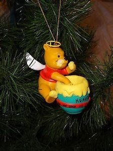 disney magic grolier tree ornament figurine piglet of winnie the pooh winnie the