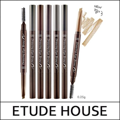 86shop Etude House Drawing Eye Brow 03 Brown 11pcs etude house sale 35 drawing eye brow ad 0 2g 1pcs eyebrow autopencil 2 800 won 33