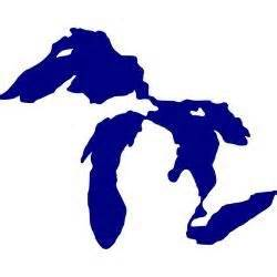 Outline Of Michigan And Great Lakes by 40 Best Images About Water Bottle Design Ideas On Joe Wilson Pisces Tattoos And Trout