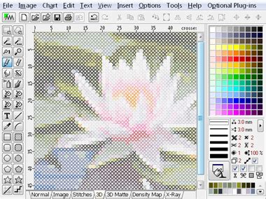 online pattern maker embird cross stitch software