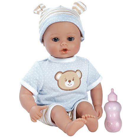 Bluss Baby Doll adora playtime 13in baby doll beary blue boscov s