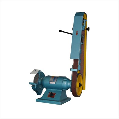 bench belt grinder bench type combination model belt grinder