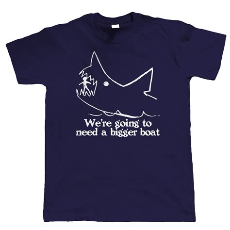 we re going to need a bigger boat youtube we re going to need a bigger boat mens fishing t shirt