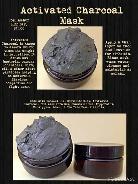 How Much Activated Charcoal Should I Take For Detox by 1000 Ideas About Charcoal Mask On