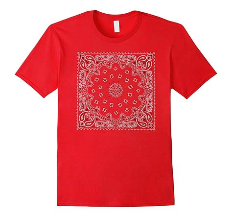 hanky colors bandana pattern hanky code t shirt with new colors cd