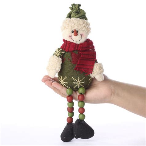 christmas snowman shelf sitter christmas and winter sale