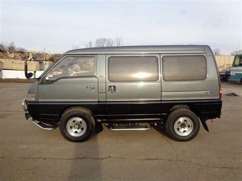 1991 mitsubishi delica 1991 mitsubishi delica minivan awd 4x4 syncro 2 5l turbo