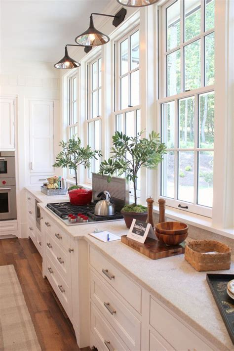 southern living idea house kitchen windows and fabulous