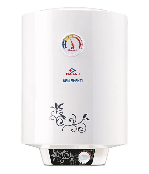 Water Heater 10 Liter bajaj new shakti 25 liter 4 2000 w vertical water
