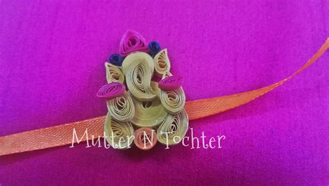 Handmade Rakhi Designs - raksha bandhan spl 7 handmade rakhi ideas you must try