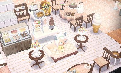 acnl room themes with pictures acnl cafe home animal crossing pinterest cafes