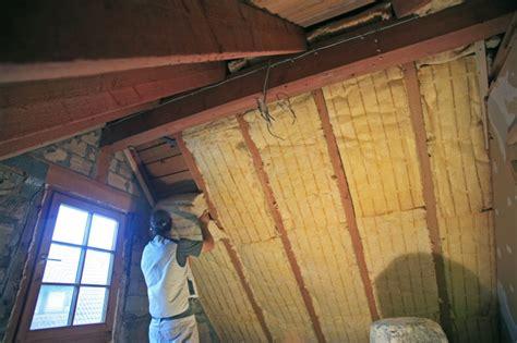 Dach Isolieren Kosten by Dachstuhl D 228 Mmen Und Energiekosten Sparen Dachdecker