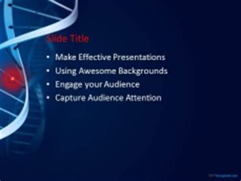powerpoint templates free genetics free genetics ppt template