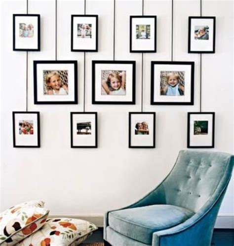 Poster Hanging Ideas by
