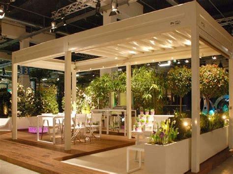 gazebi per esterni illuminazione gazebo giardino lade da esterno il modo
