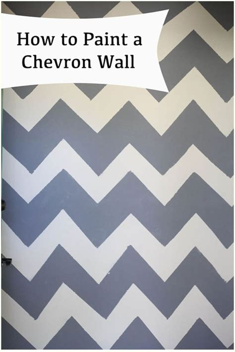 how to paint a chevron wall entry ways my last and walk in