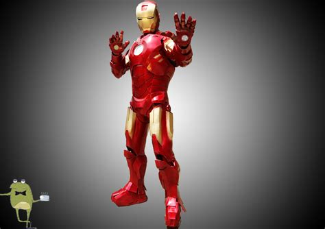 iron man costume cospaly armor sale cosplayfield