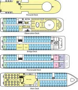 royal caribbean floor plan allure of the seas deck plans