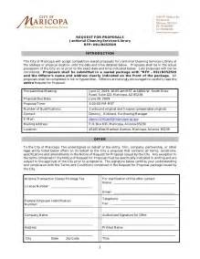 window cleaning contract template request for proposals janitorial cleaning services library