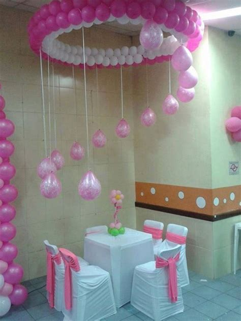 how to decorate birthday in home 40 creative balloon decoration ideas for hobby