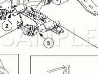 Ford Expedition Exhaust System Diagram 2003 Ford Expedition Parts Location Pictures Covering