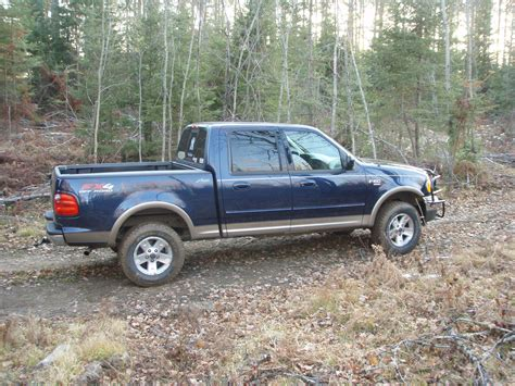 ford f150 dimensions 2002 ford f150 supercrew dimensions