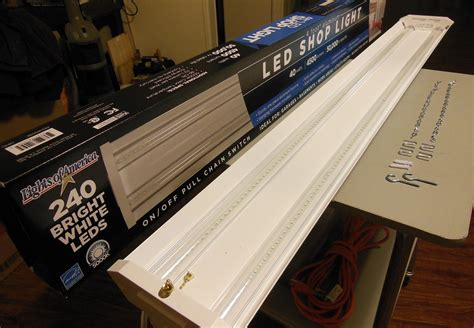 led shop 4ft led shop light from rockler reviewed home fixated