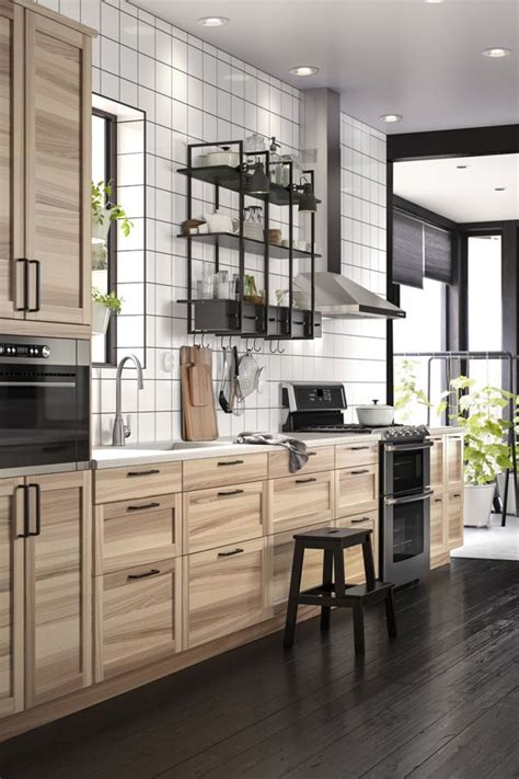 Doors To Fit Ikea Cabinets All New Door Styles And Endless Options For Customizing Make The Ikea Sektion Kitchen System The