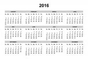 I Calendario Net 2016 2016 Calendar Free Stock Photo Domain Pictures