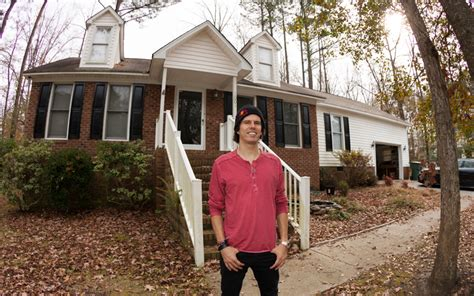dave mirra house inside x games bmx pro daniel dhers greenville n c home
