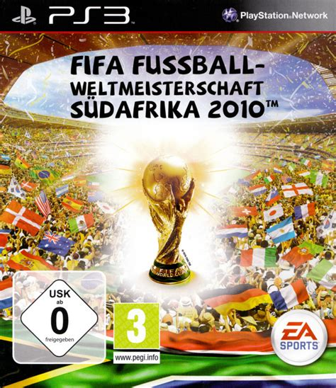 south africa fifa world cup 2010 game 2010 fifa world cup south africa 2010 playstation 3 box