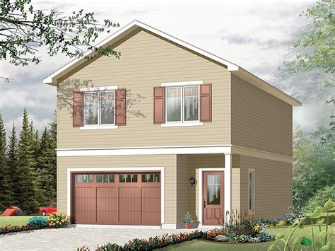 garage apartment plan garage apartment plans carriage house plan and single car garage design 027g 0008 at