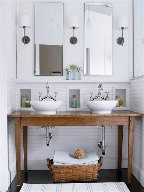 bathroom vanity table repurposed bathroom vanity design decor photos pictures ideas inspiration