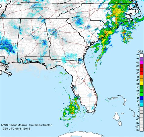 weather map of southeast united states from erika on the way what you need to 08 31