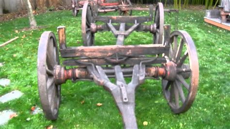 Best Wagons 10k by Western Wagons Running Gear For Sale For A