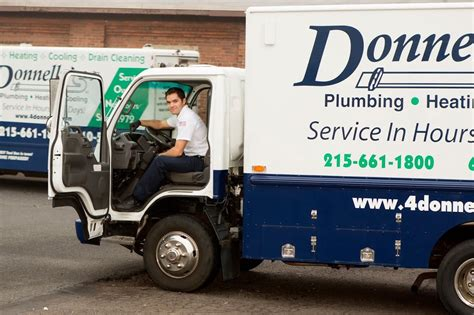A J S Plumbing Heating by Donnelly S Plumbing Heating And Cooling At 37 W 2nd St