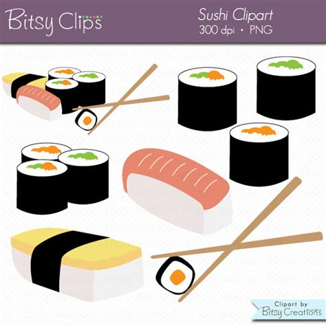 Japanese Wedding Clip by Sushi Clipart Clipground
