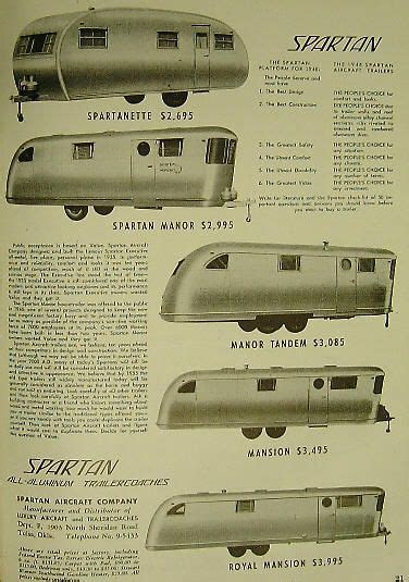 spartan carousel sale interior tin can tourists 17 best images about spartan trailer on pinterest