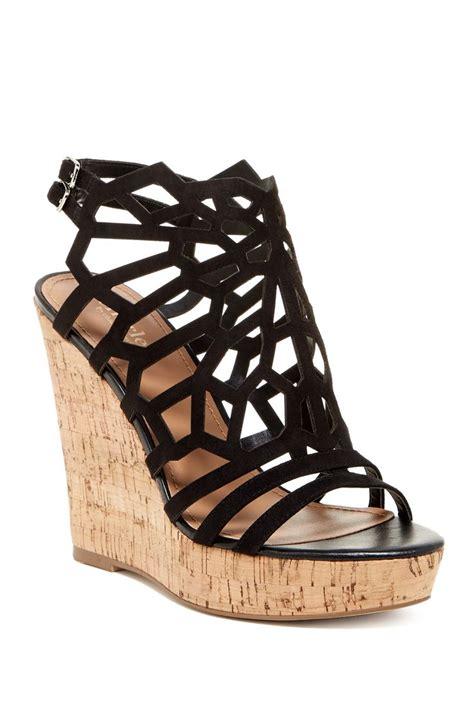 Wedges Cassico Ca 87 apollo platform wedge sandal platform wedge sandals charles david and wedge sandals