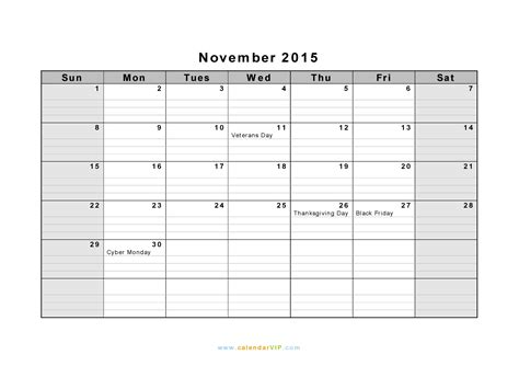 printable calendar november 2015 pdf january calendar 2015 editable search results new