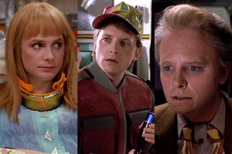 michael j fox young back to the future actors who played more than one character in a movie
