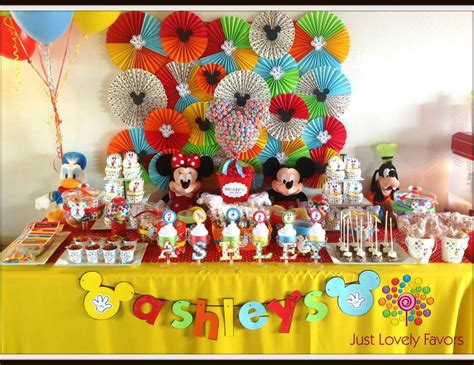 Mickey Mouse Clubhouse 1st Birthday Decorations by Mickey Mouse Clubhouse Birthday Quot S 1st