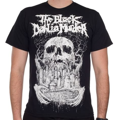 Coliseum Witch Ritual Black T Shirt Size M Kaos Band Import Official the black dahlia murder quot into the everblack quot t shirt