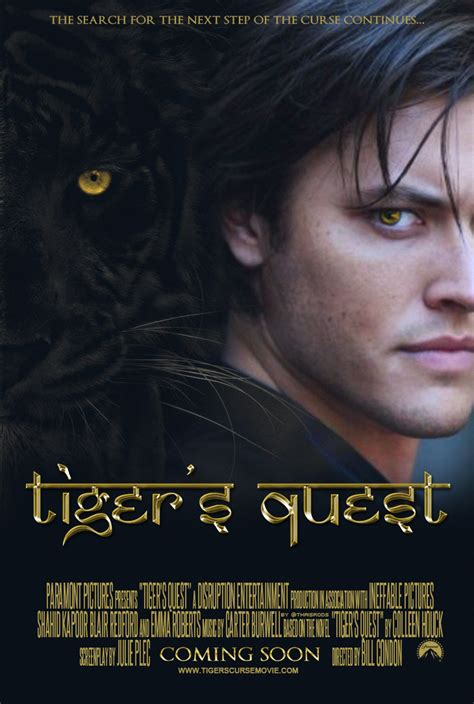 Seri Tiger Saga2tigers Quest Colleen Houck tiger s curse on tigers white tigers and the