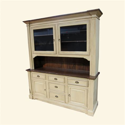 french provincial hutch french country cupboards