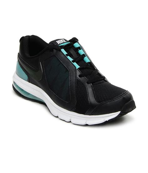 black nike sport shoes nike black running sport shoes