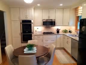 shaped kitchen naperville adam hartig akbd transitional pinterest white kitchens ideas and